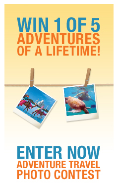 Attention All Shutterbugs: Win a FREE Trip by entering AC's Photo Contest!