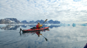 """Catching the Arctic Fever: A """"First Ever"""" Exploratory Opportunity with Olaf!!"""