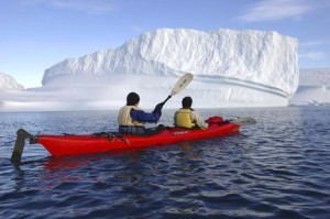 There are enticing alternatives to behemoth cruise ships when it comes to exploring the Arctic wilderness. Any guesses as to where these paddlers are? Keep reading... Photo: Michael Gebicki/Lonely Planet