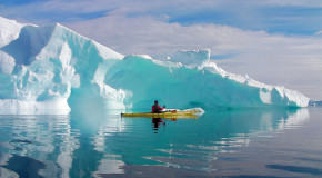 Coming Feb. 2011: Sea Kayaking Antarctica