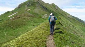 The Allure of a Ridge – A Metaphor for Life