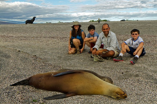 The Magic of Galapagos Through a Kid's Eyes