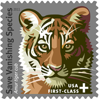 Save vanishing species next time you're at the post office