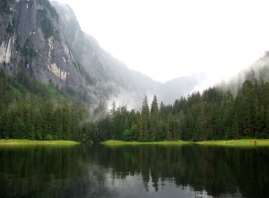 Saltwater inlet in Misty Fjords National Monument. Photo: Wikimedia Commons.
