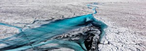 Greenland's massive ice sheet is melting at a rapidly accelerating rate. Photo: Greenland Tourism