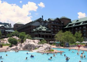Disney's Wilderness Lodge - Silver Creek Springs Pool
