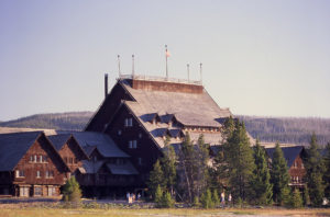 Yellowstone's Old Faithful Inn