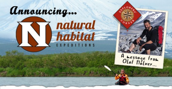 Big News: The Debut of Natural Habitat Expeditions!