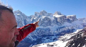 Shutting Up in the Dolomites with a World-Class Adventurer | Ben's Musings