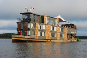 Beautiful small-ship cruise on the Amazon River