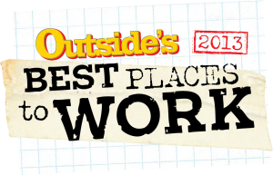 Outside Magazine Best Places to Work 2013
