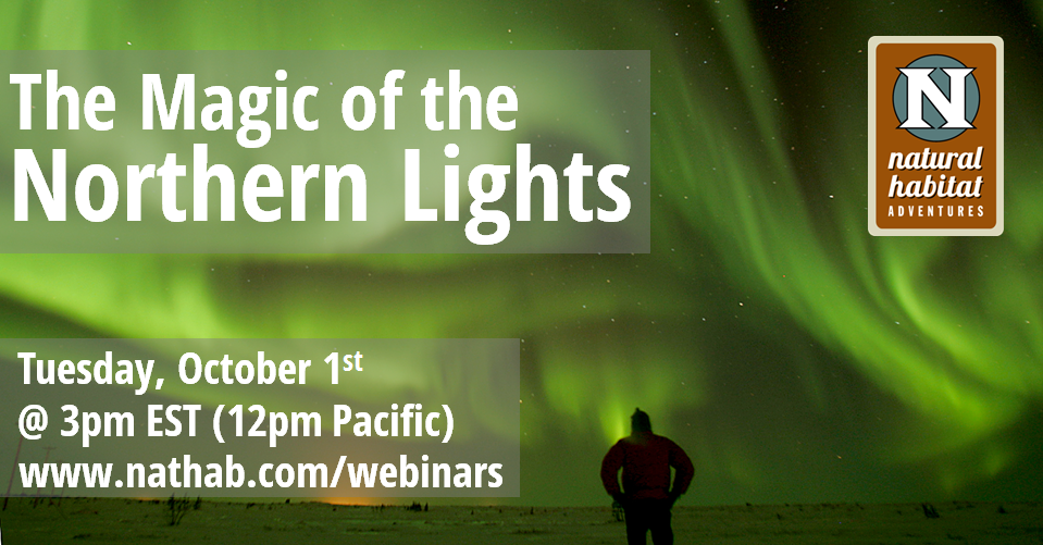 Northern Lights Webinar