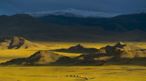 The Vast Vastness of Mongolia | Olaf's Corner