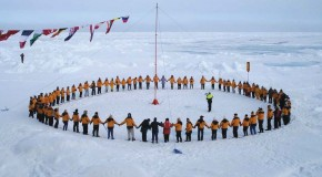 Last Chance to Travel to the North Pole on the most powerful nuclear ice-breaker on the planet