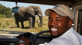 NHA Guide Thuto Moutloatse Awarded Best Safari Guide by Outside Magazine