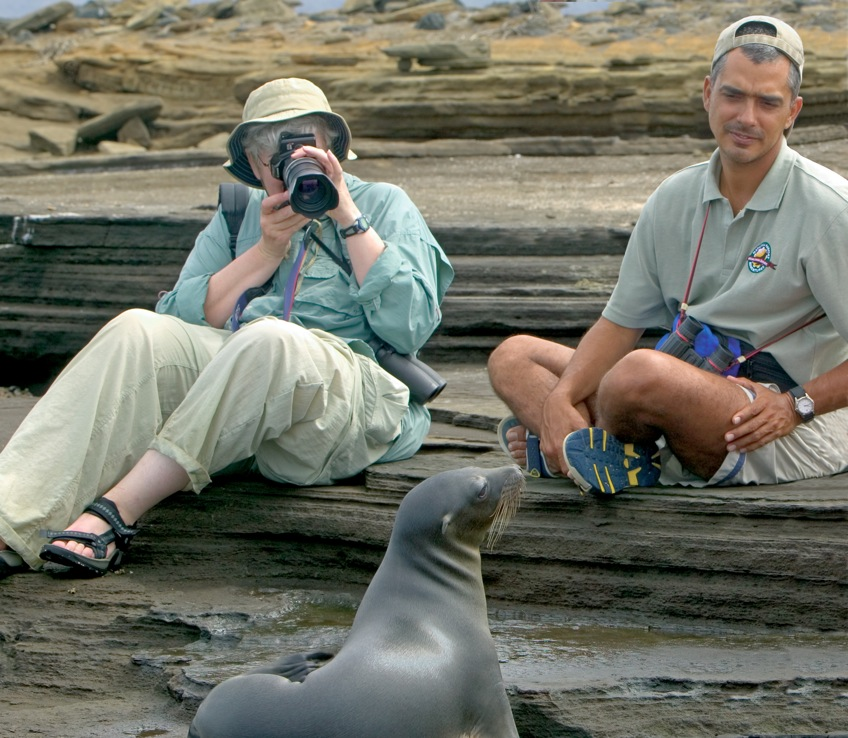 Photography adventure in the Galapagos