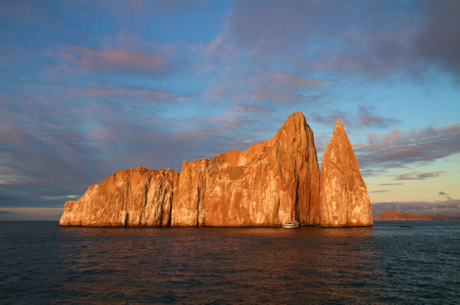 Kicker Rock, San Crostobal Island, Galapagos