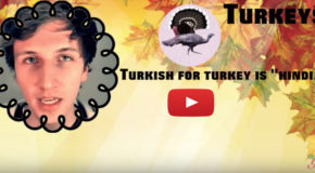 Video: A Tale of Two Turkeys—the North American Bird and a Eurasian Country