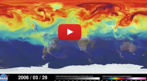 Video: A New, High-Resolution Look at Atmospheric Carbon Dioxide