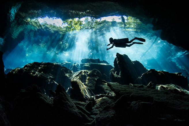 Travel photographer of the year, scuba diving, terry Steeley
