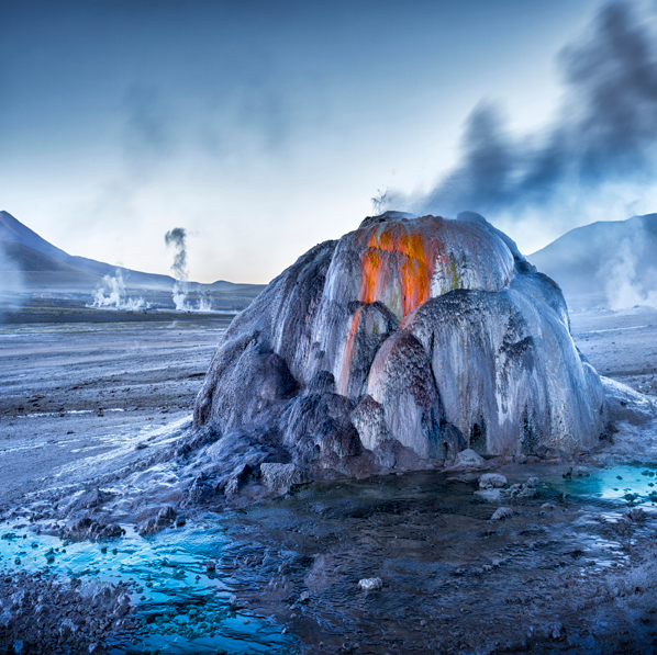 Travel Photographer of the Year, Geyser, Volcano, Glacier, Ignacio Palacios