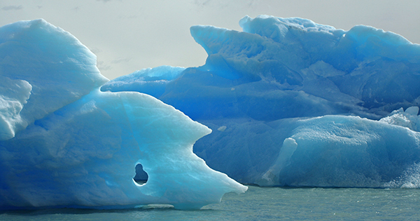 Nature fashions forms in ice that would baffle even the most skilled sculptor. ©Candice Gaukel Andrews
