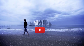 Video: Living on an Iceberg