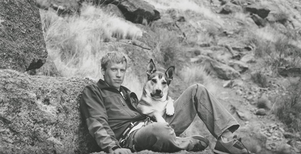 """] For 16 years, Ben and Denali were inseparable. ©From the video """"Denali,"""" Moonhouse, 2015"""