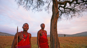 A Masai Thanksgiving | Ben's Musings