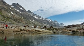 Dispatches from Base Camp Greenland: #1 — Arriving at Camp