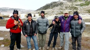 Dispatches from Base Camp Greenland: #2 — Meet the Staff