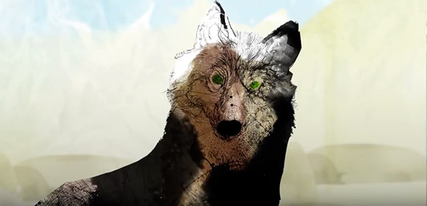 "Wolves are a symbol of the wild; they remind us that some things can't be ""tamed."" ©From the video ""‪The Fable of the Wolf,"" Earthjustice‬"