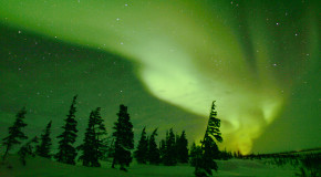 The Best Time to See the Northern Lights