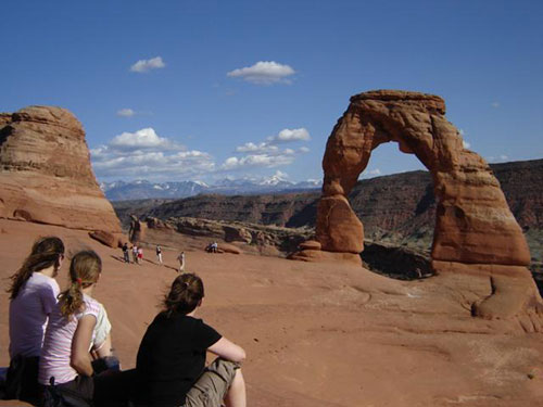 Public lands, such as Arches National Park, support a multibillion-dollar, outdoor-recreation industry. ©MoabAdventurer, flickr