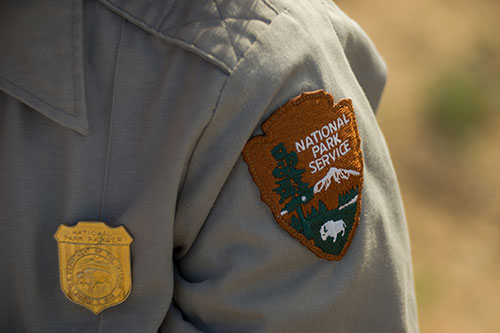 Will our children have the same access to our national parks that we now enjoy? ©Kurt Moses/NPS