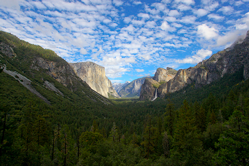 Yosemite National Park is growing, thanks to a recent gift. ©TVZ Design, flickr