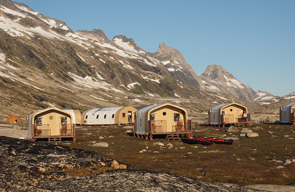 Natural Habitat Adventures Base Camp Greenland