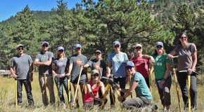 Nat Hab Builds a New Trail for the Colorado Community
