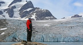Greenland Ice Sheet Melt Exceeds Scientific Predictions