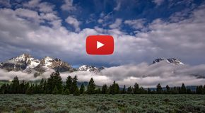 Video: Spend a Few Minutes of Peace in Grand Teton National Park