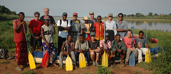 Madagascar Expedition Team