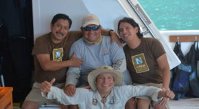 Tour Guides: Destination Stewards of the Galapagos
