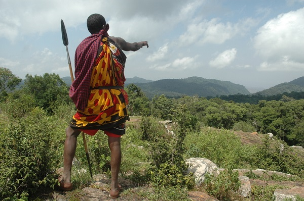 Maasai Hiking Adventure