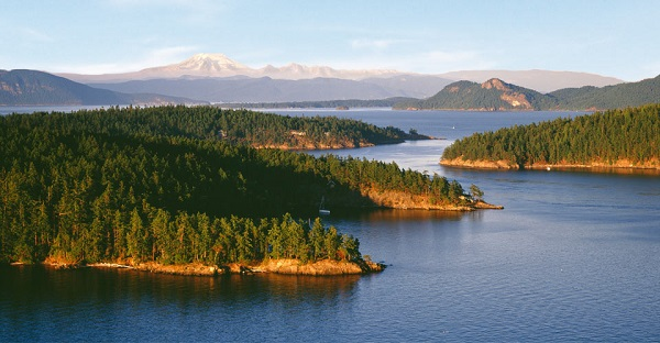 Orcas Island, Washington state