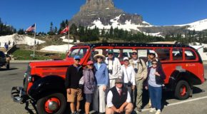Traveler Story: Glacier National Park Adventure