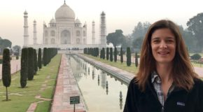 A Magical Experience at the Taj Mahal