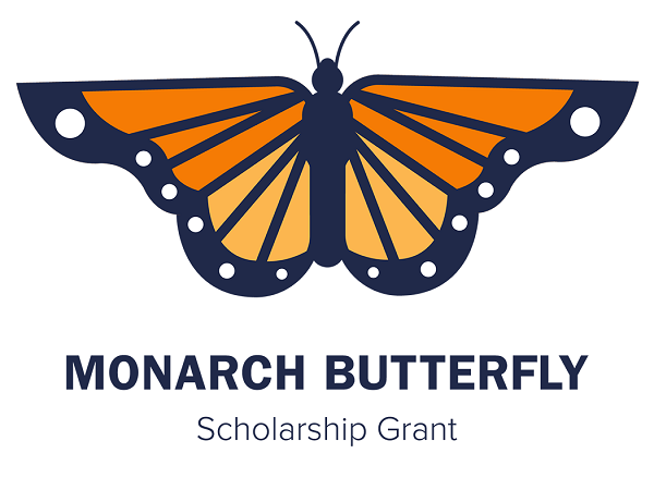 Monarch Butterfly Scholarship Grant