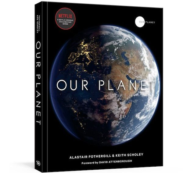 Our Planet book cover.