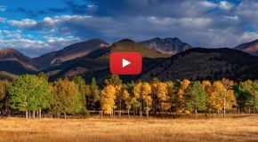 Video: A Rocky Mountain National Park High