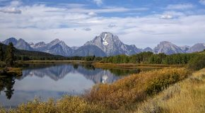 Grand Teton National Park Photo-Essay: from Marmots to Moose and Pikas to Pronghorn